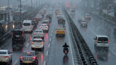 صورة تركيا :الأرصاد الجوية تحذر من العواصف الرعدية في هذه المناطق