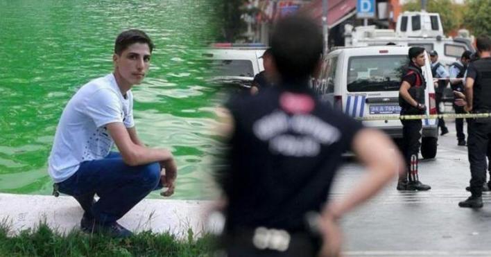 عجان - تفاصيل مقتل الشاب  حمزة عجان سوري الجنسية على يد أتراك في بورصة