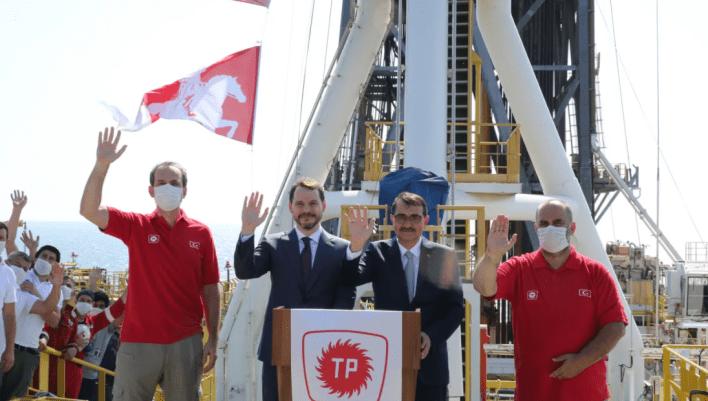 التركي - خبراء طاقة: تركيا حقل صقاريا الغاز أحد أكبر الاكتشافات عالميًا في 2020