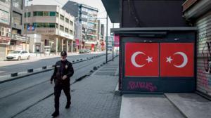 ولاية تركية تعلن فرض حظر التجول بسبب فايروس كورونا