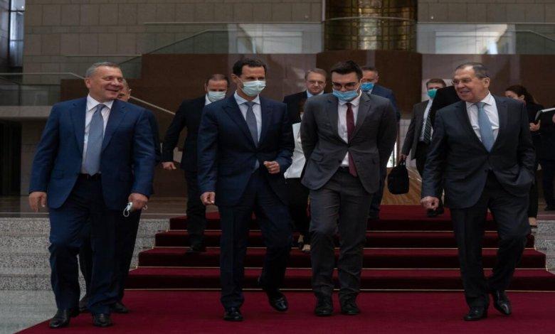 وبشار الأسد مواقع التواصل 1 - الأسد منعه في أيامه الأخيرة..  تسريبات من داخل عائلة وليد المعلم تكشف المستور