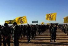 صورة قتلى وجرحى بهجوم على حاجز للميليشيات الإيرانية في دير الزور