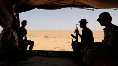 صورة الجيش الليبي يرصد تحركاً عسكرياً لمليشيا حفتر باتجاه البريقة