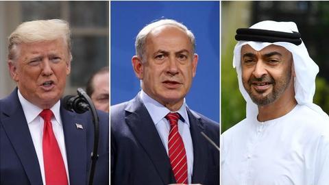 1599474591 8783797 854 481 4 2 - توقيع اتفاق التطبيع الإماراتي في 22 سبتمبر بواشنطن