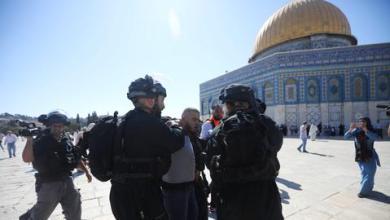 """صورة الأردن يوجه مذكرة احتجاج إلى إسرائيل ضد انتهاكاتها بـ""""الأقصى"""""""