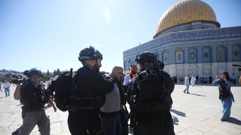 """1599493441 5736795 6652 3746 33 6 - الأردن يوجه مذكرة احتجاج إلى إسرائيل ضد انتهاكاتها بـ""""الأقصى"""""""