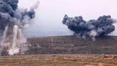 صورة للمرة الرابعة خلال أسبوع.. تفجير رتل إمدادات للتحالف الدولي في العراق