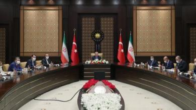 صورة تركيا وإيران تؤكدان التزامهما التعاون بمكافحة الإرهاب