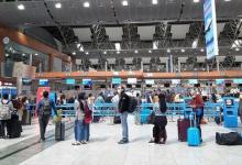 Photo of 27 مليون شخص يسافرون عبر مطارات إسطنبول في 8 شهور