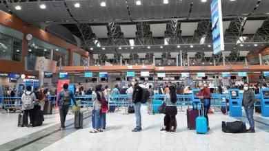 صورة 27 مليون شخص يسافرون عبر مطارات إسطنبول في 8 شهور