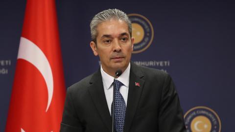 تركيا ترفض البيان الختامي لقمة جنوب أوروبا حول شرقي المتوسط