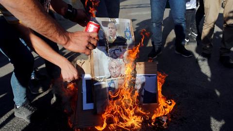 1599988560 4584246 4953 2789 25 273 - مظاهرات مستمرة.. عشرات آلاف الإسرائيليين يطالبون باستقالة نتنياهو