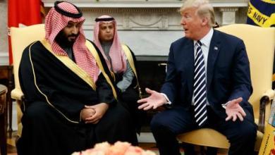 صورة رغم نفي الرياض.. ترمب يرجّح توقيع السعودية اتفاق سلام مع إسرائيل