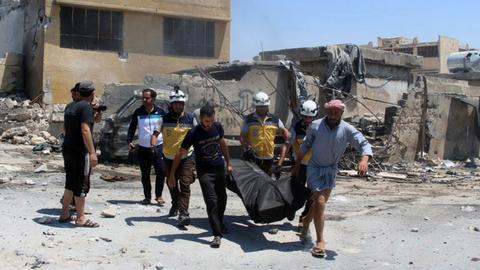 1600369108 4022962 2474 1393 12 210 - مقتل 857 كادراً طبياً في سوريا منذ 2011