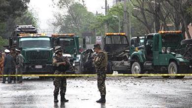 صورة بينهم مدنيون.. تضارب حول هوية قتلى غارات حكومية في أفغانستان