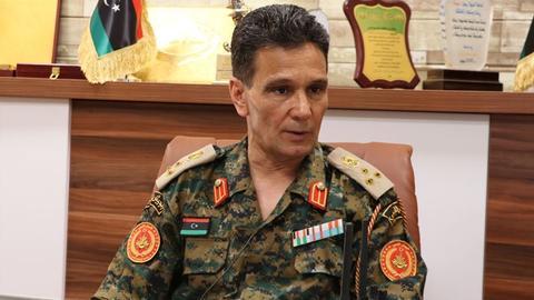 1600856245 8932702 854 481 4 2 - تحمل مرتزقة وذخائر.. الجيش الليبي يكشف عن تحطم مروحية وسط البلاد