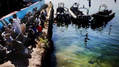 """صورة """"العفو الدولية"""" تكشف ترحيل مليشيا حفتر 5 آلاف مهاجر قسراً خلال 2020"""