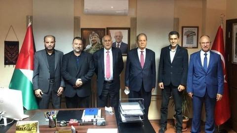 """ختام مباحثات تركيا.. فتح وحماس تتفقان على """"رؤية"""" لحوار وطني شامل"""