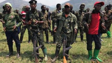 صورة في 6 أشهر.. قتل 636 باشتباكات في الكونغو