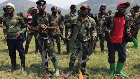 في 6 أشهر.. قتل 636 باشتباكات في الكونغو