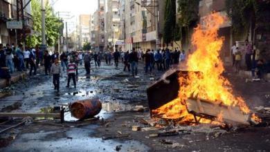 """صورة اعتقالات واسعة بحق المتهمين.. ما أحداث """"كوباني 2014"""" في تركيا؟"""