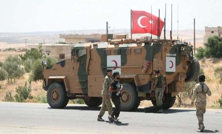 1601217441 التركي - تحصن الموقف التركي بإدلب وسيناريو الحل