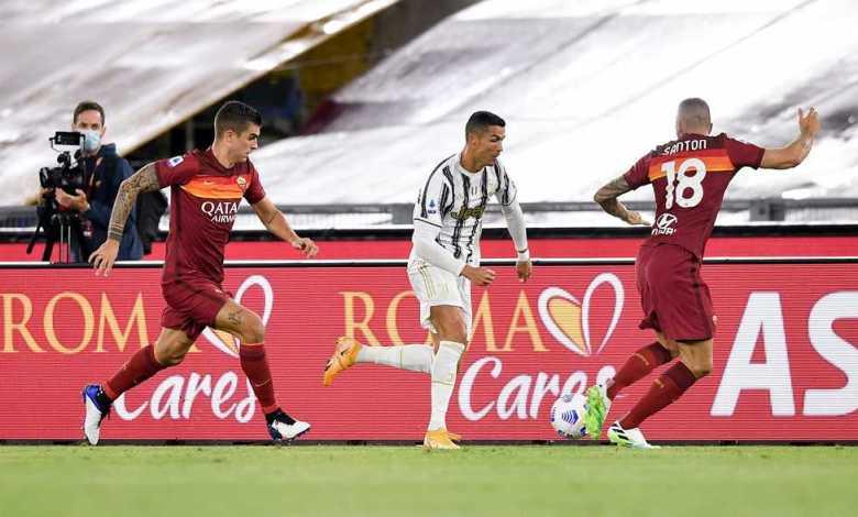 258309 0 - FilGoal | أخبار | مدرب روما: لم نرتكب الكثير من الأخطاء أمام يوفنتوس لكني لست سعيدا