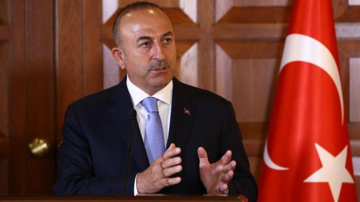 جاوش أوغلو قال رداً على تصريحات نانسي بيلوسي: ستتعلمون احترام إرادة الشعب التركي.