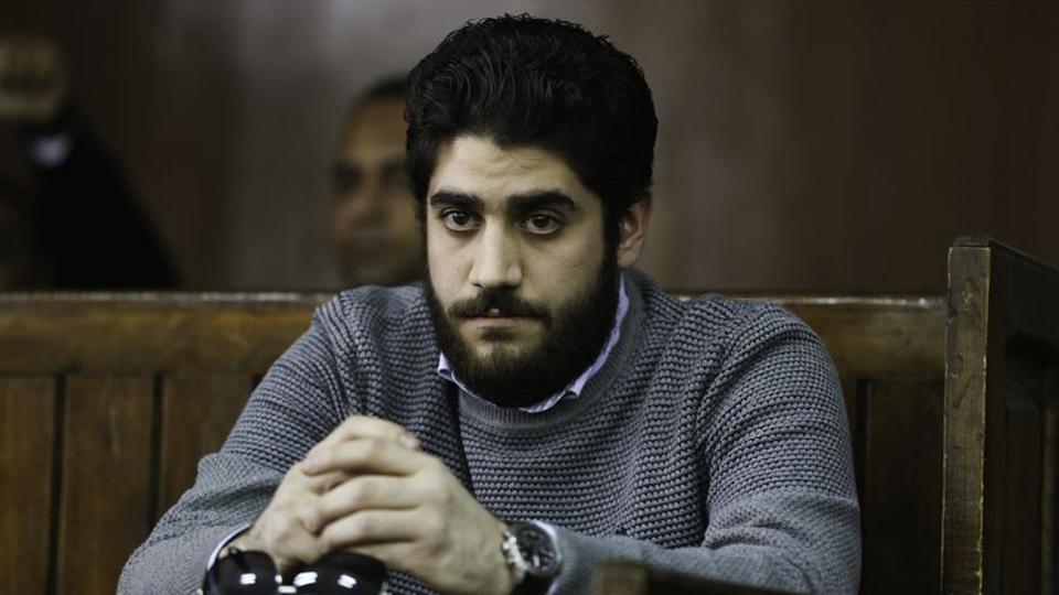 الذكرى السنوية الأولى لوفاة عبد الله مرسي نجل الرئيس المصري الراحل محمد مرسي