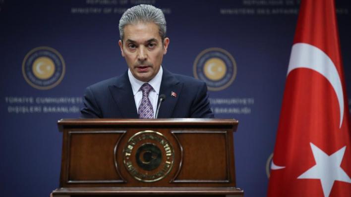حامي أقصوي قال إنرفع الولايات المتحدة الأمريكية حظر السلاح عن إدارة قبرص الرومية أخلّ بالتوازن بين شطري الجزيرة، وزاد من التوتر القائم في شرق المتوسط