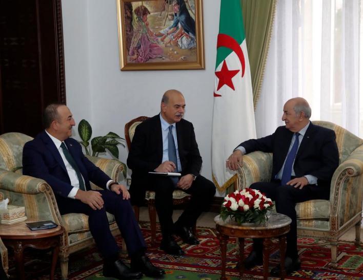 حسب محللين فإن القوة الاقتصادية والعسكرية المتنامية لتركيا على مدى العقدين الماضيين قد أسهمت أيضاً في تعديل الحسابات السياسية للجزائر
