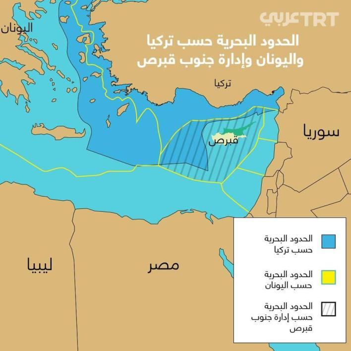 """5754377 1069 1069 5 5 - لا أهمية قانونية لـ""""خريطة إشبيلية"""" الخاصة باليونان"""