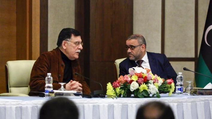 5826425 2886 1625 21 2 - ليبيا.. السراج والمشري يؤكدان التزام الهدنة ومخرجات مؤتمر برلين