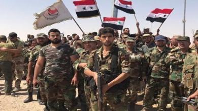 صورة تقرير يكشف عن خسائر ضخمة لميليشيا الدفاع الوطني شرق سوريا