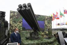 صورة مجلة أمريكية تكشف عن ظهور سلاح جديد في سوريا.. خطير ومدمر