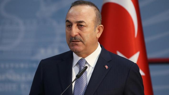 وزير الخارجية التركي يؤكد وقوف بلاده إلى جانب أذربيجان