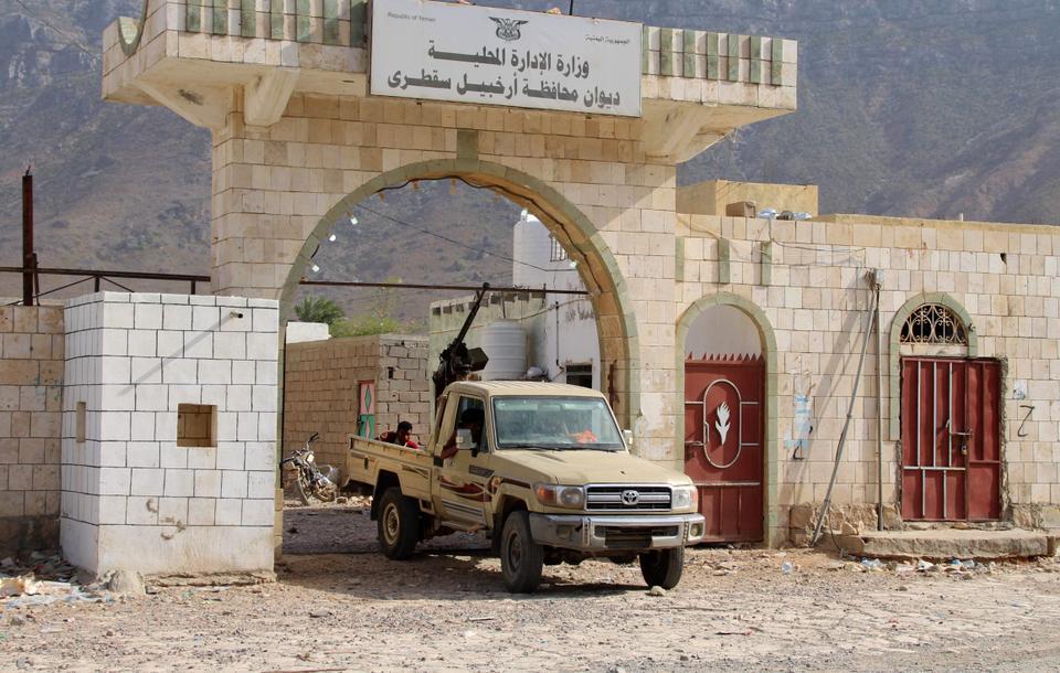 مصادر إسرائيلية أكدت أن الإمارات وإسرائيل بدأتا بالفعل بالعمل على بناء قاعدة تجسس في أرخبيل سقطرى اليمني