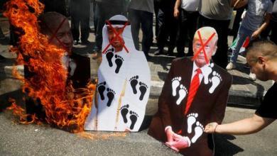 صورة مشاريع التطبيع .. من العداء لإسرائيل إلى العداء للفلسطينيين