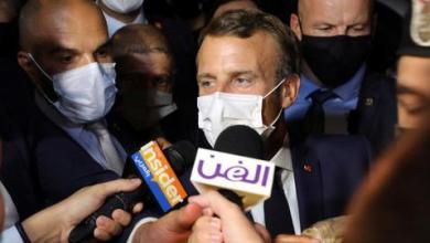 صورة ماكرون في العراق وجدل الوطن والمواطنة