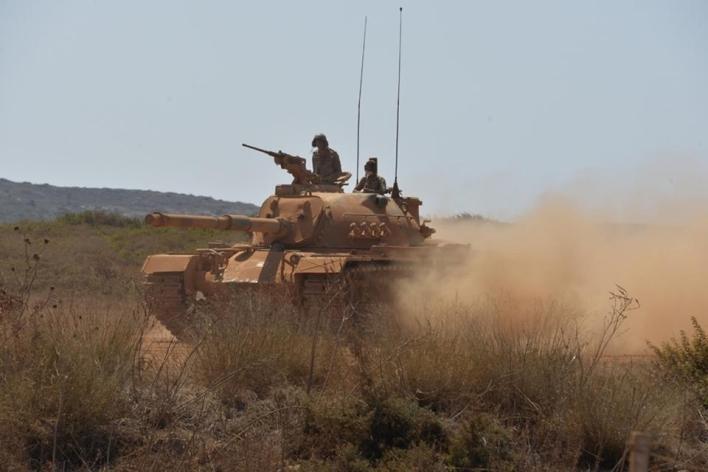 تشارك في المناورات التي تستمر حتى 10 سبتمبر/أيلول الجاري، قوات جوية وبرية وبحرية تركية