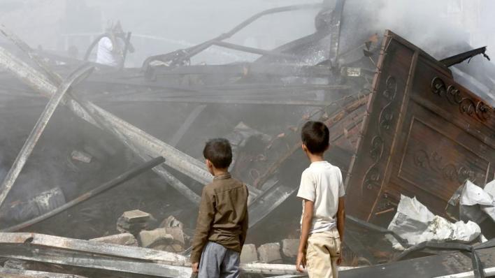 تقرير للأمم المتحدة يفيد بوجود أدلة معقولة على ارتكاب السعودية والإمارات جرائم حرب في اليمن