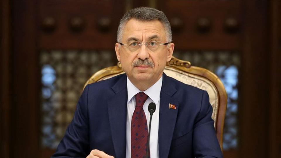 نائب الرئيس التركي: مبادرات شرقي المتوسط بلا تركيا مصيرها الفشل
