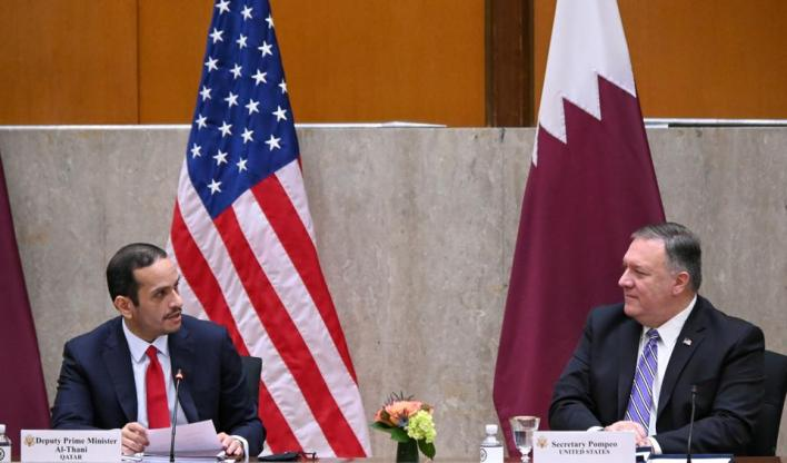 8847238 3860 2273 16 3 - ضغط أمريكي يستثمر اتفاقات التطبيع.. هل باتت نهاية الأزمة الخليجية وشيكة؟