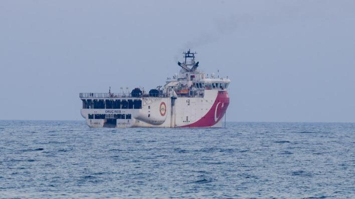 أنقرة تؤكد أنها لم تتراجع عن أنشطتها شرقي المتوسط وأن سفينة
