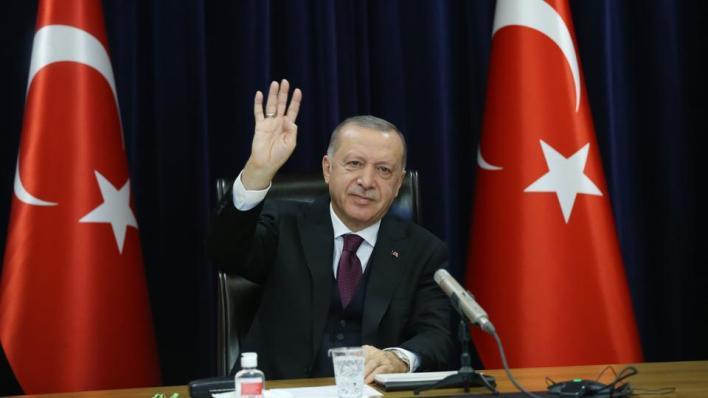 بيّن الرئيس التركي رجب طيب أردوغانأن أنقرة ستفعل الأفضل من أجل مصلحتها شرق المتوسط
