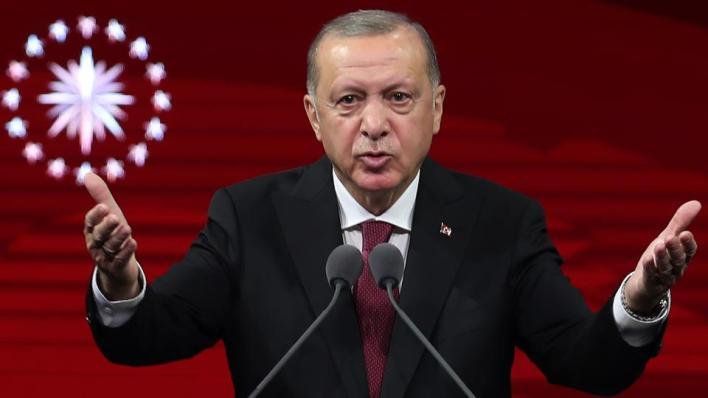 الرئيس التركي يقول إن بلاده تعتزم منح الدبلوماسية مساحة أكبر لحل المشاكل في شرق المتوسط