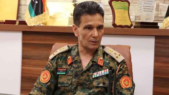عبد الهادي دراه: المروحية كان على متنها مرتزقة روس وذخائر