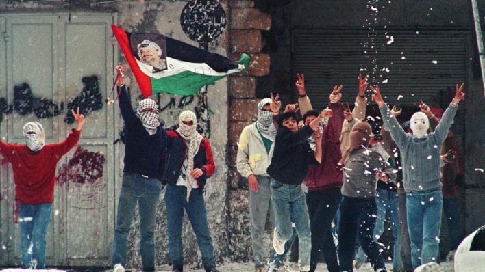 الفلسطينيون يحيون الذكرى العشرين لانتفاضة الأقصى التي اندلعت في 28 سبتمبر/أيلول عام 2000
