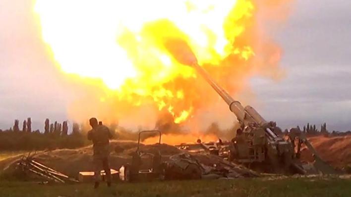 9043597 1979 1114 9 109 - أرمينيا تستهدف مواقع مدنية وأذربيجان تُحيّد 2300 جندي أرميني