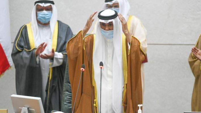 9045241 4055 2283 20 223 - أمير الكويت الجديد يؤدي اليمين الدستورية ويدعو لمواجهة التحديات بوحدة الصف